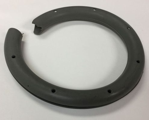 Molded Eurothane Coil Cover