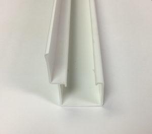 Plastic Extrusion PVC Profile